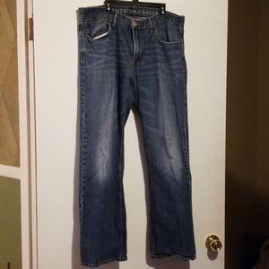 American Eagle Original Boot Jeans 34x32